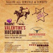 Baark! Valentine's Hoedown
