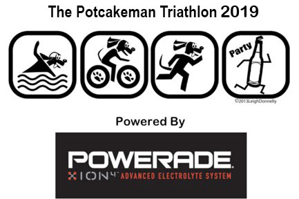 Potcakeman Triathlon 2018